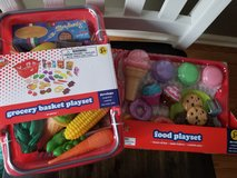 Play food playsets new in Naperville, Illinois