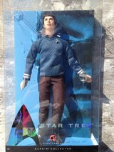 Ken doll as Mr Spock in Spring, Texas