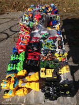 Transformers lot-figures & parts in Spring, Texas