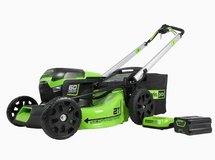 Greenworks Pro 60V Max Brushless Self-Propelled 21in Cordless Electric Lawn Mower New! in Warner Robins, Georgia