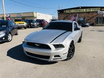2014 Ford Mustang V6 Coupe 2D 2 RWD V6, 3.7 Liter in Fort Campbell, Kentucky