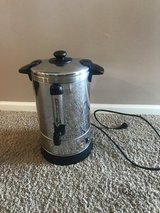 Coffee maker in Wheaton, Illinois