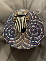 Coconut kalimba in Okinawa, Japan