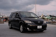 04 Mazda MPV JCI 12/2022 in Okinawa, Japan