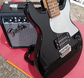 Electric guitar and Amplifier in Great Lakes, Illinois