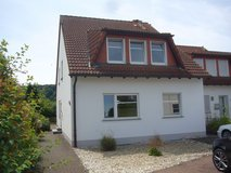 Nice 5-bedroom house with small garden in Wittlich in Spangdahlem, Germany