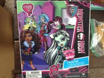 Monster High 5 Puzzle Pack in Aurora, Illinois