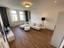 Exclusive fully equipped 3.5 room apartment with balcony and basement compartment in Stuttgart-West in Stuttgart, GE
