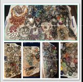 ESTATE JEWELRY LOT (50) POUNDS OF IT in Plainfield, Illinois