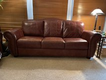 Couch, loveseat, chair and ottoman in Batavia, Illinois