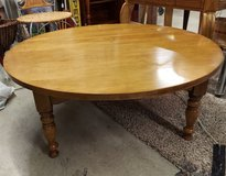 Coffee Table-Maple in Clarksville, Tennessee
