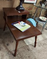 End Table-Mid Century Modern in Clarksville, Tennessee