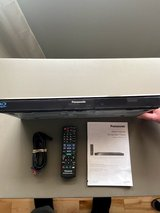 Panasonic Blu ray Player in Naperville, Illinois