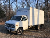 1993 Chevy box van with tommy lift in Fort Leonard Wood, Missouri