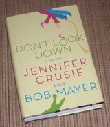 Don't Look Down Hard Cover Book w Dust Jacket by Jennifer Cruise in Morris, Illinois