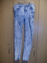 Iris Bleached Distressed Jeans (T=30) in Fort Campbell, Kentucky