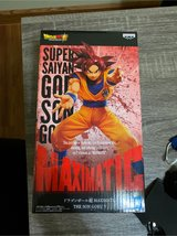 Maximatic Super Saiyan God Goku in Okinawa, Japan