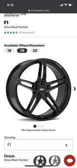 Winter rims and tires for Sale - Previously on 2018 BMW 340i in Stuttgart, GE