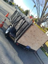 17ft Utility/hauling trailer in Fairfield, California