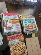 Free Cookbooks/Magazines in Camp Lejeune, North Carolina