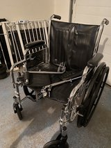 Folding wheelchair in Bolingbrook, Illinois
