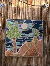 Mosaic Picture in Yucca Valley, California