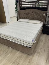 United Furniture - QS & KS Bed Alice including delivery (Actual Color see Picture 2) in Ansbach, Germany