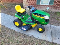 Brand New John Deere E100 Riding Lawn Mower in Warner Robins, Georgia