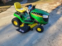 Brand New 48 Inch Cut John Deere Riding Lawn Mower in Warner Robins, Georgia