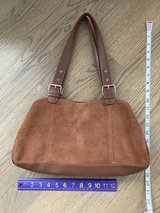 Apt 9 Suede Leather Purse in Naperville, Illinois