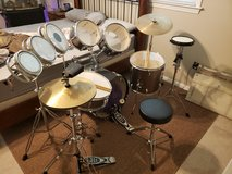 Pearl Drum set in Camp Lejeune, North Carolina