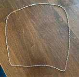 Sterling Silver Chain in Plainfield, Illinois