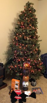 Christmas Tree - Nightmare Before Christmas inspired in Spring, Texas