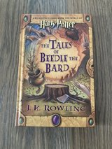 Like New! Hardcover The Tales of Beedle the Bard by JK Rowling Harry Potter in Naperville, Illinois