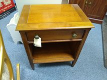 Wood Night Stand in Naperville, Illinois