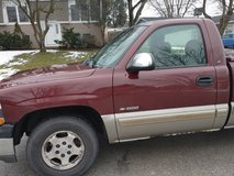 2001 Silverado in Plainfield, Illinois