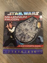 Star Wars Millennium Falcon, A 3-D Owner's Guide Book in Naperville, Illinois