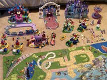 Lot of Disney princess castles and playsets in Naperville, Illinois