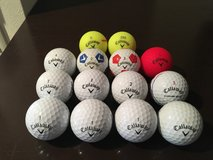 14 Callaway Golf Balls (Excellent Condition) in Okinawa, Japan