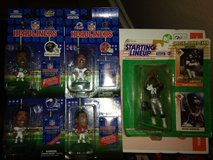 collectible football figures in The Woodlands, Texas