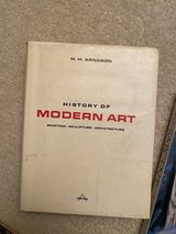 History of Modern Art Book BIG in Naperville, Illinois
