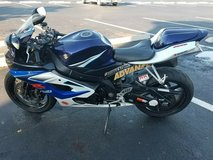 2006 Suzuki GSX-R1000 in Eglin AFB, Florida