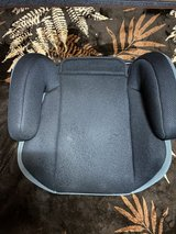 Leaman's  2 piece Car booster chair in Okinawa, Japan