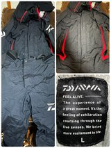 Daiwa (2piece) Rain Coat in Okinawa, Japan