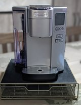 Cuisinart SS-10 Premium Single-Serve Coffeemaker, 72 Oz, Silver for K-Cups in Okinawa, Japan