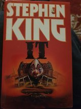 Stephen king  it in Lakenheath, UK