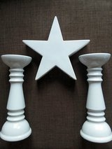 Candlesticks & Star in bookoo, US