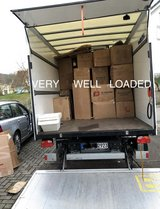 Local movers and transport furniture building and installation in Wiesbaden, GE