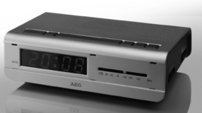 clock radio AEG in Ramstein, Germany