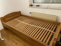 Child's bed in Spangdahlem, Germany
